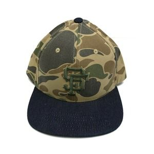 San Francisco Cooperstown Camouflage Hat